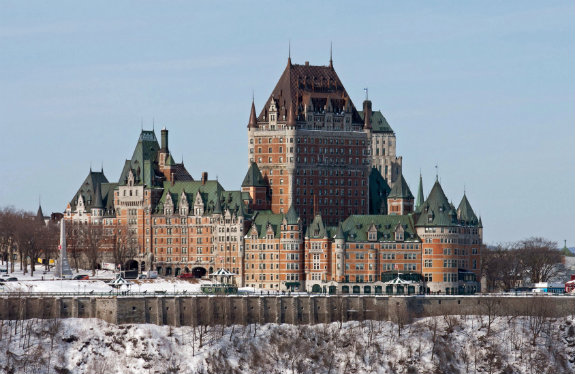 Where to Stay Quebec City