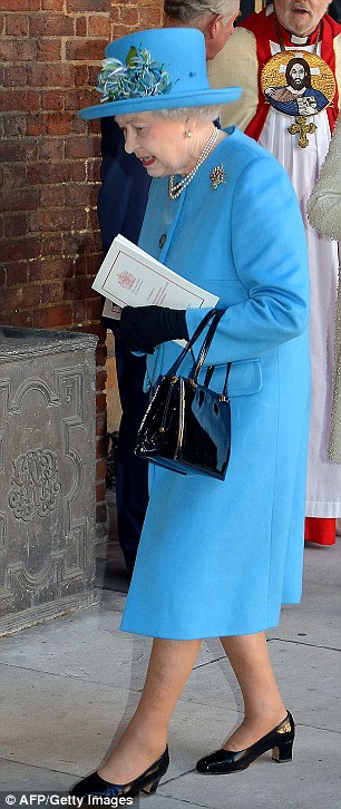 The-Queen-Prince-George-christening
