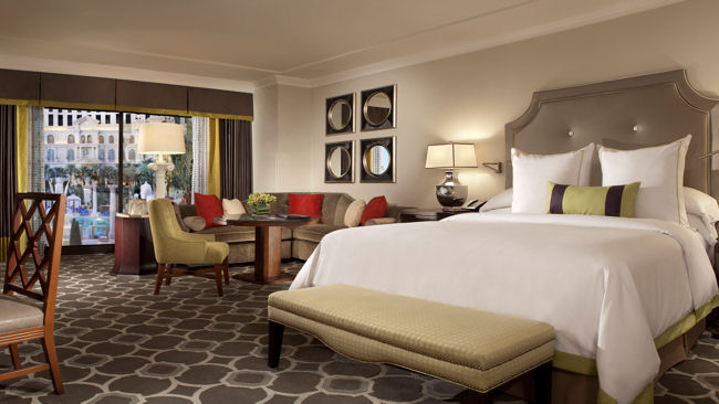 Caesars Palace Laurel Collection Vegas Review