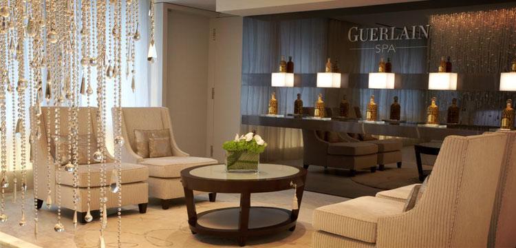Guerlain spa at waldorf astoria for Design hotel waldorf