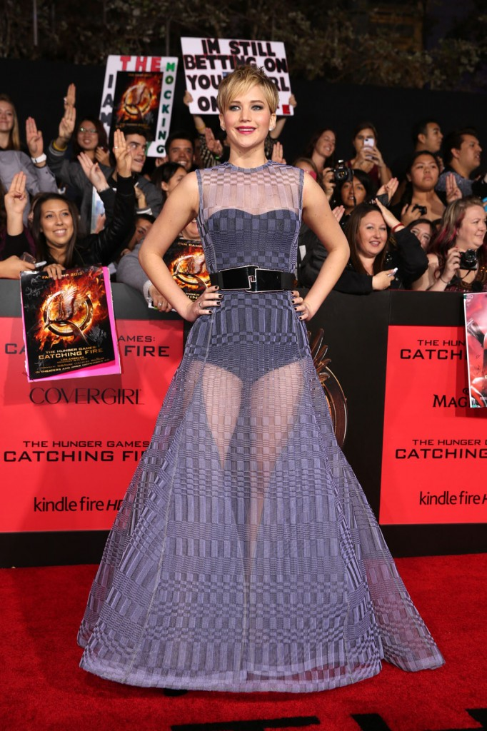 Jennifer Lawrence On 'Hunger Games: Catching Fire' & Why ...