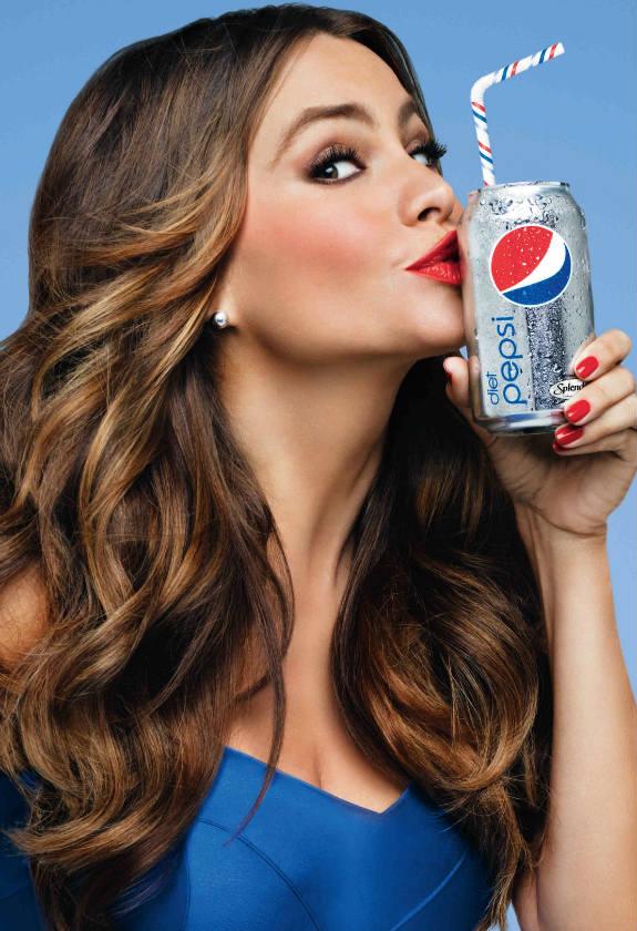 Sofia-Vergara-Diet-Pepsi