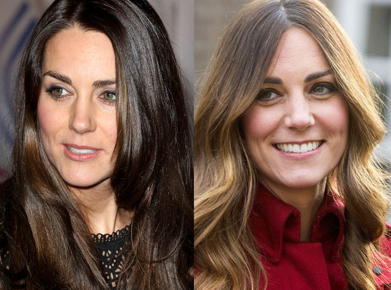 Kate-Middleton-dark-hair-color