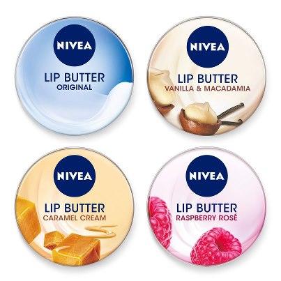 Nivea-lip-butters