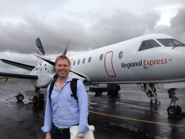 Kangaroo Island flight