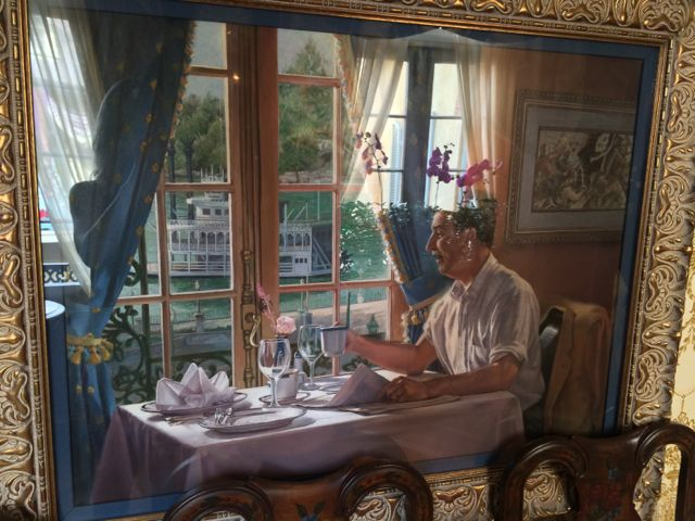 Club-33-Disneyland-Walt-Disney-painting