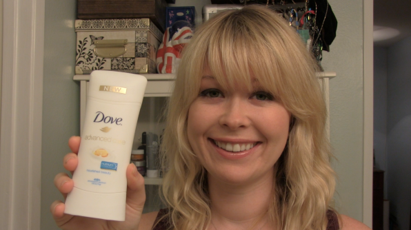 Dove Advanced Care Deodorant with Nutrium Moisture