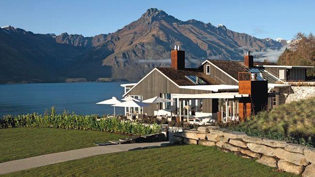 Matakauri Lodge The Bachelor in New Zealand