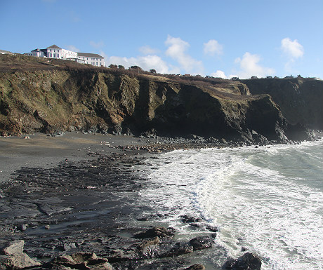 Polurrian Bay Hotel in Cornwall