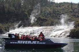 Riverjet Thermal Safari Tutukau Gorge New Zealand