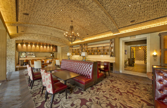 Summerhouse clubhouse at Disney Golden Oak at Walt Disney World
