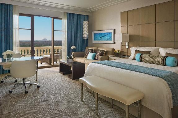 Four Seasons Orlando Walt Disney World bedroom
