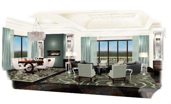 Four Seasons Orlando Walt Disney World suites