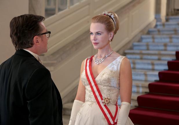 Nicole Kidman as Grace Kelly in Grace of Monaco movie