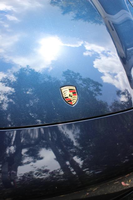 Rancho Valencia Porsche program