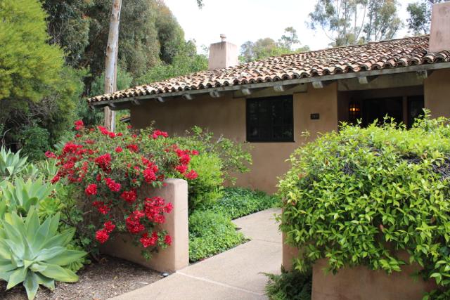 Rancho Valencia casitas