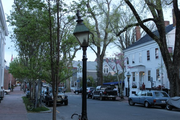 Nantucket street