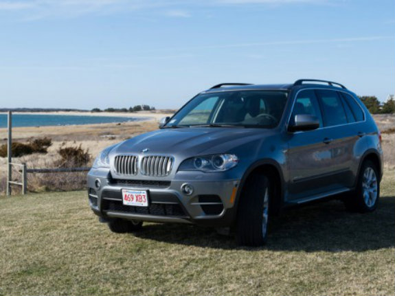 The Wauwinet BMW X5