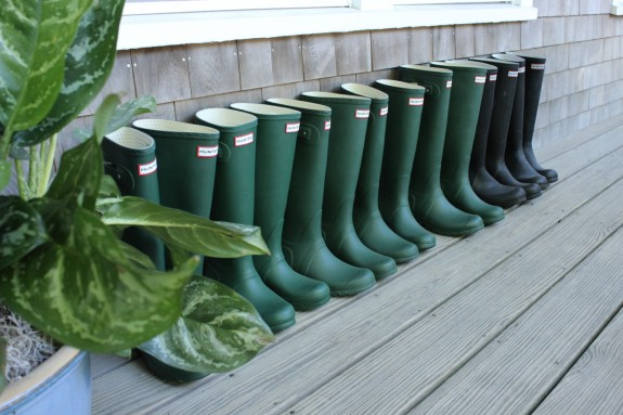 The Wauwinet Hunter boots