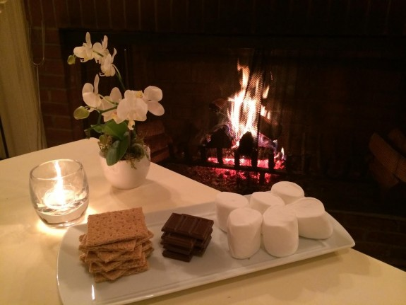 The Wauwinet smores Toppers