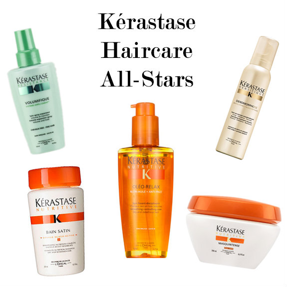 Kerastase Best Products