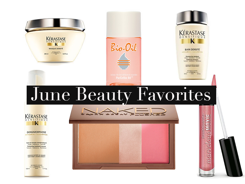 June-Beauty-Favorites