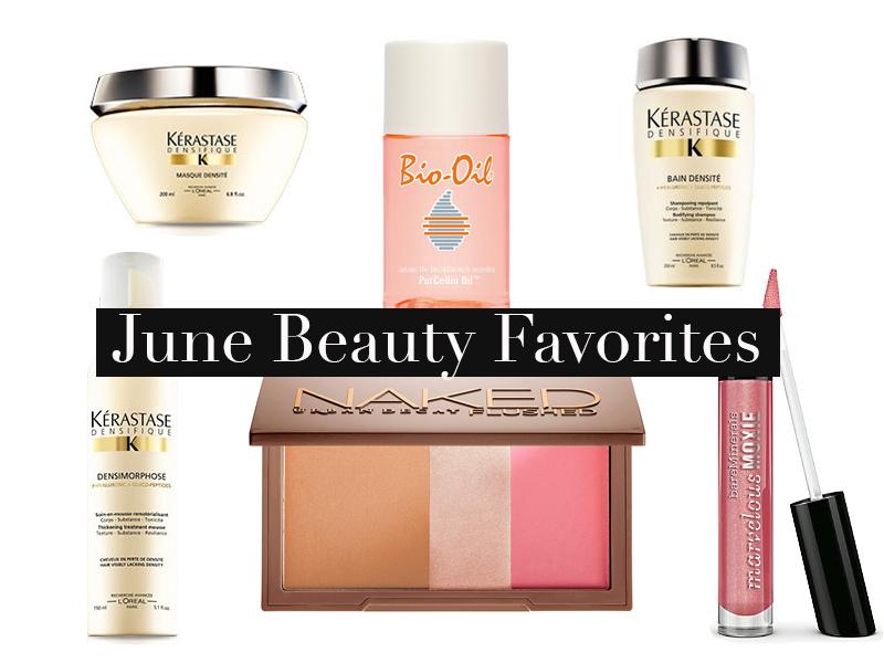 June-Beauty-Favorites
