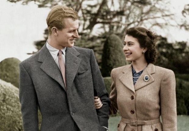Princess Elizabeth Prince Philip Malta