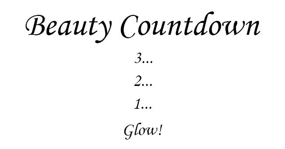 Beauty-Countdown