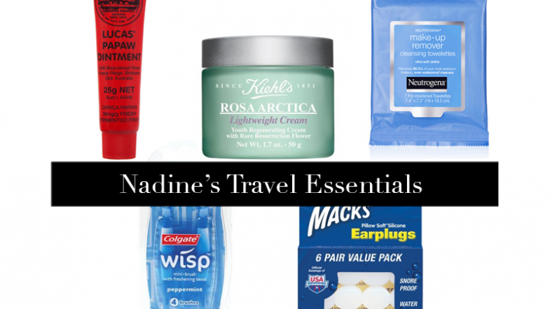 Nadine-Courtney-Travel-Essentials
