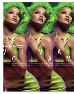 Rihanna Viva Glam MAC Cosmetics