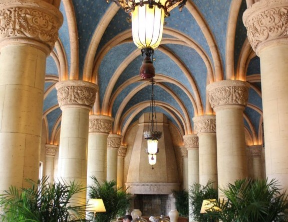 Biltmore Hotel Coral Gables lobby 2