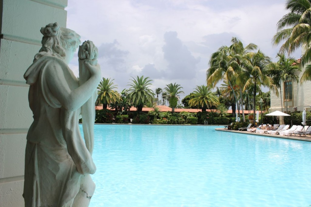 Biltmore Hotel Miami pool