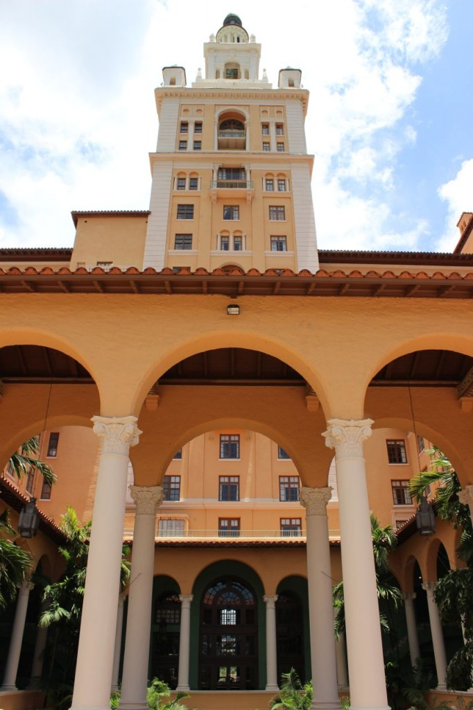 Biltmore Hotel Miami tower
