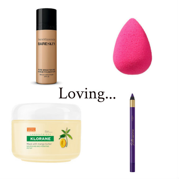 NJC Beauty Products I'm Loving