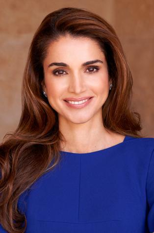 Royalty Roundup: Prince Albert of Monaco Takes the ALS Ice ... Queen Rania Al Abdullah