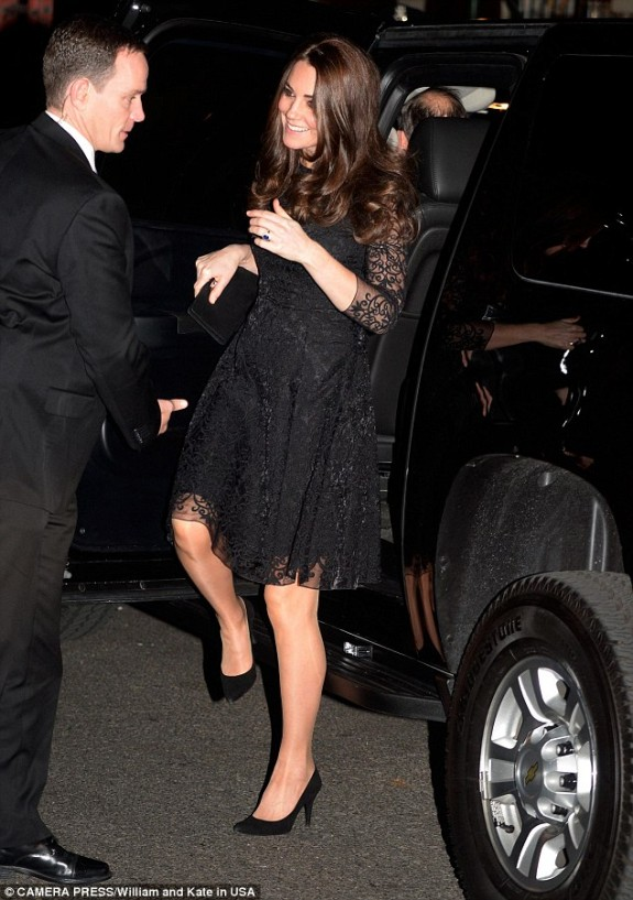 Kate Middleton in NYC