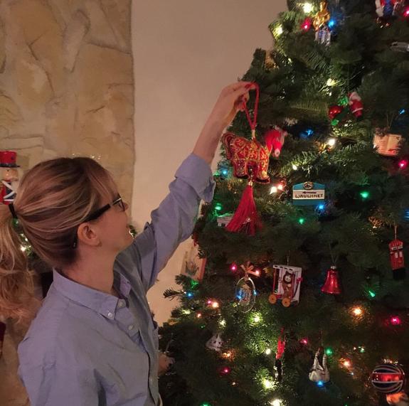 NJC Christmas tree