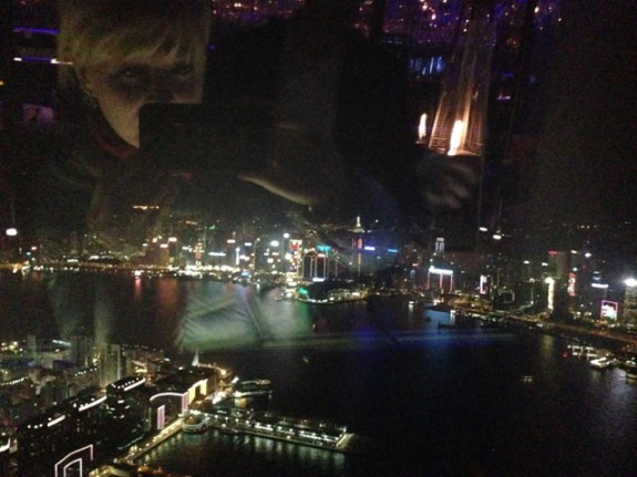 Ozone Ritz Carlton Hong Kong