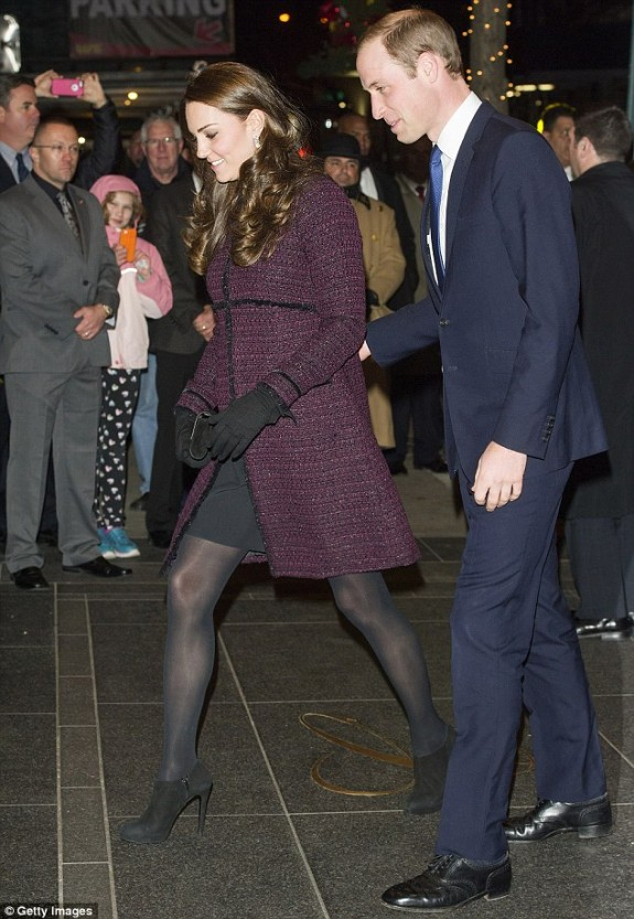 William and Kate in NYC