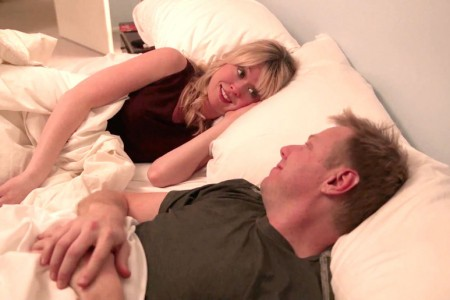 Erik and Nadine Newlyweds Bravo