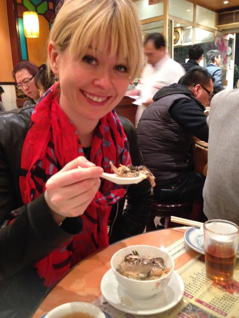 Hong Kong snake soup