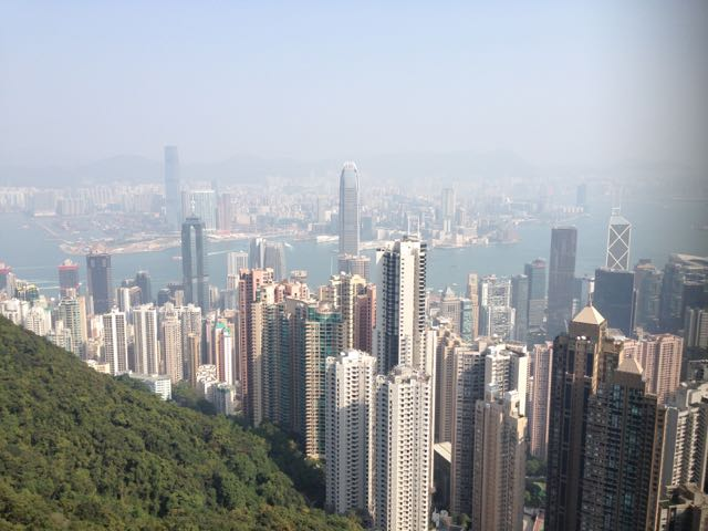 Hong Kong view 2
