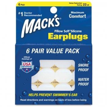 Macks Pillow Soft earplugs