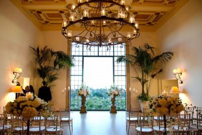 Nadine and Erik wedding Montecito Country Club