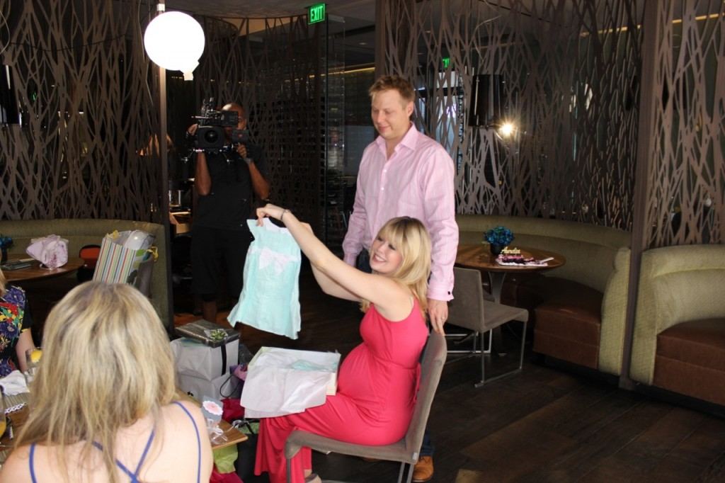 Nadine Courtney baby shower 2