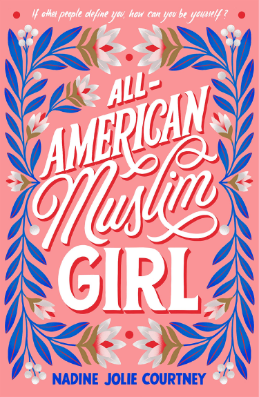 Book Cover - All-American Muslim Girl