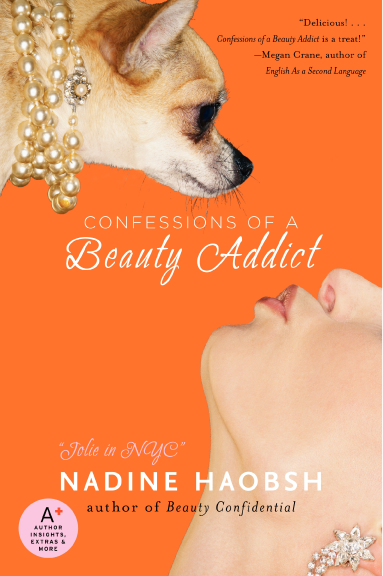 Book Cover - Confessions of a Beauty Addict