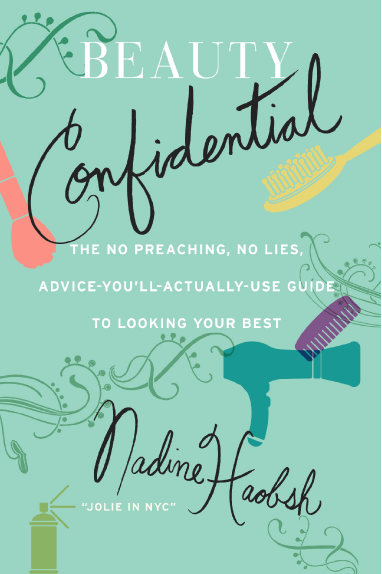 Book Cover - Beauty Confidential